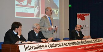 ICSD 2018 : 6th International Conference on Sustainable Development, 12 - 13 September 2018 Rome, Italy
